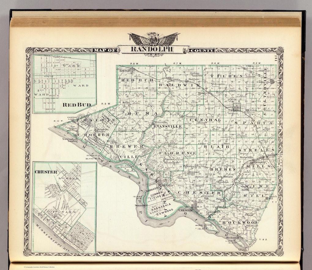 Illinois randolph county baldwin - Illinois Randolph County Baldwin 14